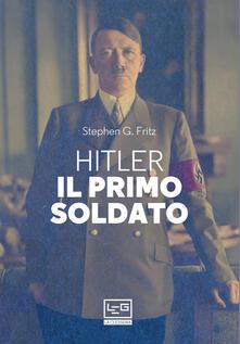 Radiospeed.it Hitler, il primo soldato Image