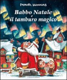 Vitalitart.it Babbo Natale e il tamburo magico Image