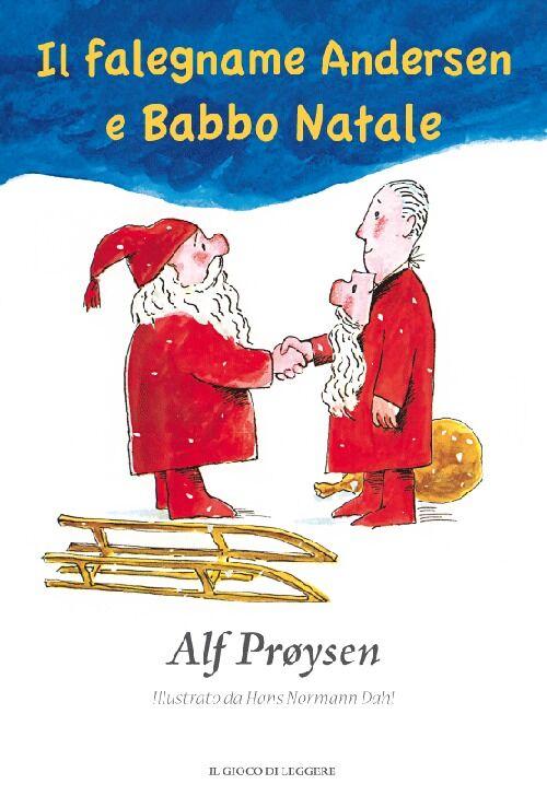 Il falegname Andersen e Babbo Natale