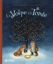 Squillogame.it La volpe e il Tomte. Ediz. a colori Image