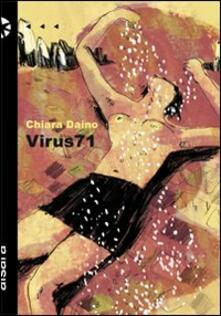 Virus 71 - Chiara Daino - copertina