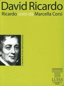 Ricardo visto da Marcella Corsi