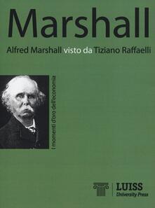 Alfred Marshall visto da Tiziano Raffaelli