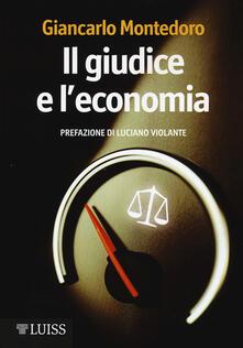 Associazionelabirinto.it Il giudice e l'economia Image
