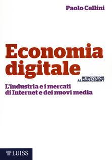 Listadelpopolo.it Economia digitale. L'industria e i mercati di Internet e dei nuovi media Image