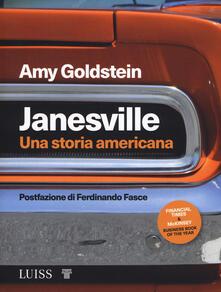 Warholgenova.it Janesville. Una storia americana Image