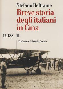 Winniearcher.com Breve storia degli italiani in Cina Image