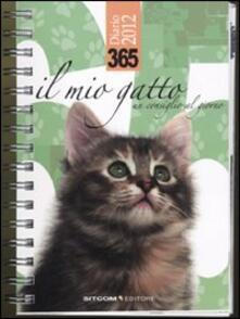 Winniearcher.com 365. Il mio gatto. Un consiglio al giorno. Diario 2012 Image