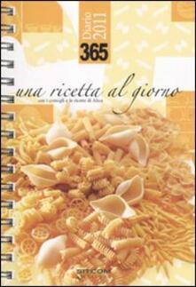 Trecentosessantacinque. Una ricetta al giorno. Diario 2011.pdf