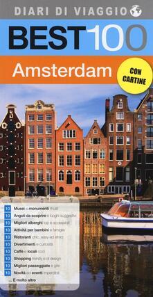 Best 100 Amsterdam - copertina