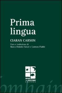 Prima lingua