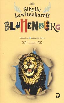 Blumenberg - Sibylle Lewitscharoff - copertina