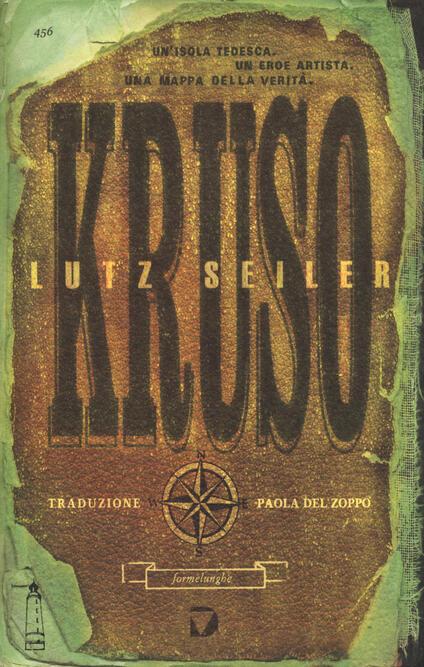 Kruso - Lutz Seiler - copertina