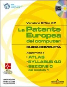 Antondemarirreguera.es La patente europea del computer. Guida completa. Versione Office XP. Con CD-ROM Image