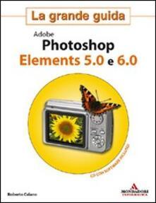 Winniearcher.com Adobe Photoshop Elements 5.0 e 6.0. La grande guida Image