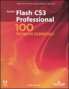 Museomemoriaeaccoglienza.it Adobe Flash CS3 Professional. 100 tecniche essenziali Image