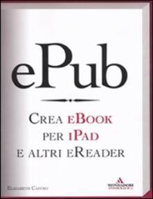 Warholgenova.it EPub. Crea ebook per iPad e altri eReader Image