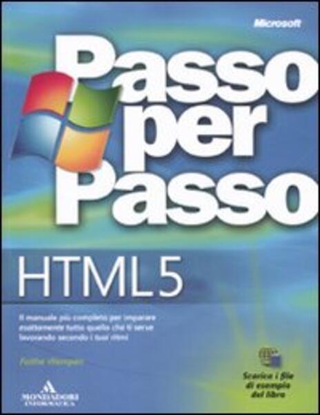 HTML 5. Passo per passo - Faithe Wempen - 3