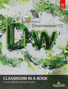 Equilibrifestival.it Adobe Dreamweaver CC. Classroom in a book. Il corso ufficiale di Adobe Systems Image