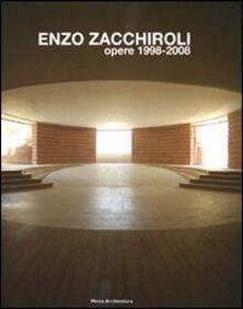 Secchiarapita.it Enzo Zacchiroli. Opere 1998-2008 Image