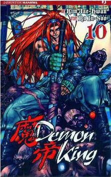 Demon king. Vol. 10.pdf