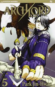 Archlord. Vol. 5