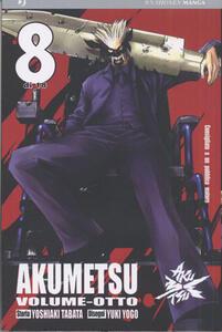 Akumetsu. Vol. 8