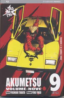 Camfeed.it Akumetsu. Vol. 9 Image