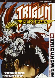 Radiospeed.it Trigun maximum. Vol. 8 Image