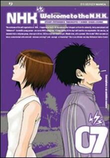 Welcome to the Nhk. Vol. 7 - Tatsuhiko Takimoto,Kendi Oiwa - copertina