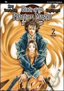 Blade of the phantom master. Shin angyo onshi. Vol. 2