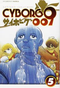Cyborg 009. Vol. 5