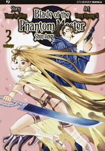 Blade of the phantom master. Shin angyo onshi. Vol. 3