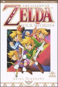 Four swords. The legend of Zelda. Vol. 1