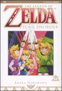 Four swords. The legend of Zelda. Vol. 2