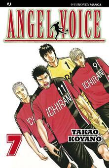 Scacciamoli.it Angel voice. Vol. 7 Image