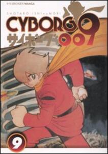 Cyborg 009. Vol. 9