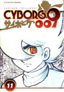 Warholgenova.it Cyborg 009. Vol. 11 Image