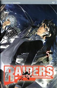 Raiders. Vol. 5