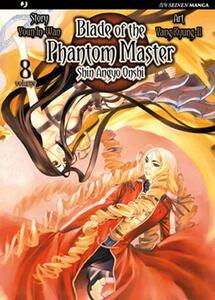 Blade of the phantom master. Shin angyo onshi. Vol. 8