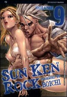Criticalwinenotav.it Sun Ken Rock. Vol. 9 Image
