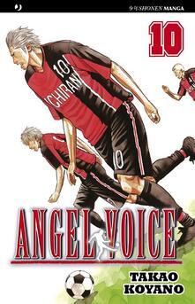Writersfactory.it Angel voice. Vol. 10 Image