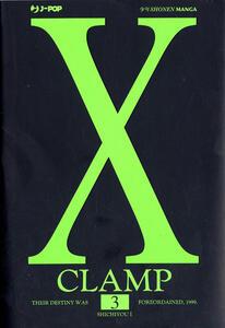 X. Vol. 3