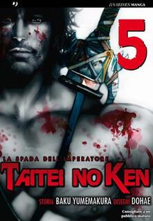 La spada dellimperatore. Taitei no ken. Vol. 5.pdf