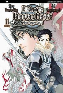 Blade of the phantom master. Shin angyo onshi. Vol. 11