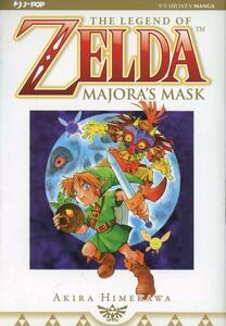 Majora's mask. The legend of Zelda