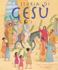 Winniearcher.com La storia di Gesù. Ediz. illustrata Image