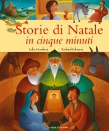 Listadelpopolo.it Storie di Natale in cinque minuti. Ediz. illustrata Image