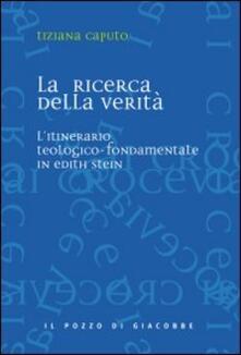 Festivalpatudocanario.es La ricerca della verità. L'itinerario teologico-fondamentale in Edith Stein Image