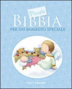 Piccola Bibbia per un bambino speciale